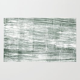 Dolphin Gray abstract watercolor Rug
