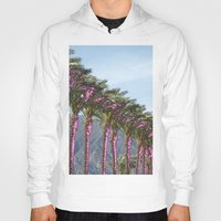 palms Hoodies featuring palms by melissamartin