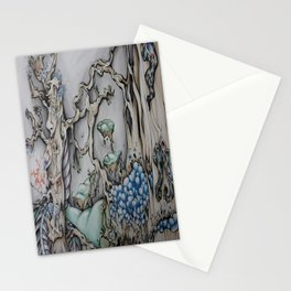 Mystical Woods Stationery Cards