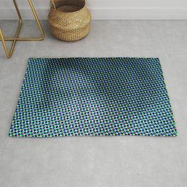 Antonina in the color grid Rug