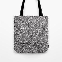 Cuben Wavey 2 Tote Bag