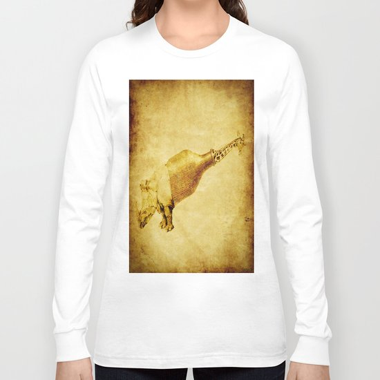 Cramped situation Long Sleeve T-shirt