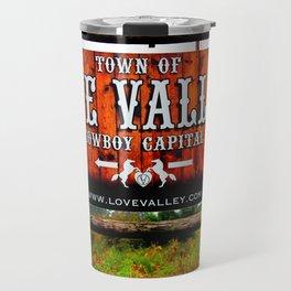 Cowboy Capital Travel Mug