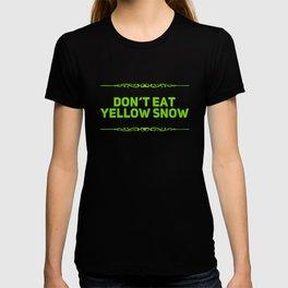Do You Like Yellow Snow T-shirt