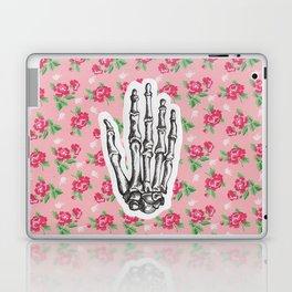 Hand bones Laptop & iPad Skin