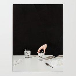 Vanilla water Poster