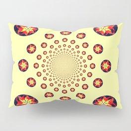 Fireballs Pillow Sham