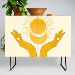 Holding the Light Credenza