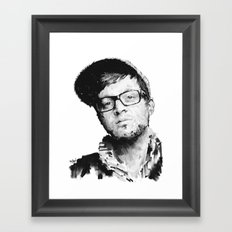 Mayer Hawthorne Framed Art Print