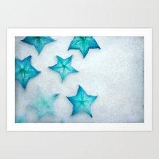 estrela Art Print