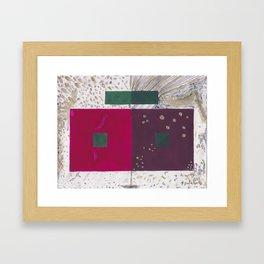 Farming Colour Studies #1 Framed Art Print
