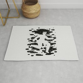 Escape to Another Dimension Rug