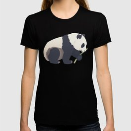 Panda Eat T-shirt