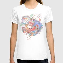 Cosmic Koinonia. T-shirt