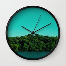 SpontaneousGrow Heart Wall Clock