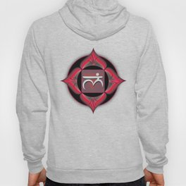 Root Chakra w description Hoody