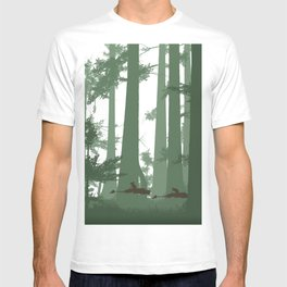 The Battle of Endor - The Tortoise & the Hare T-shirt