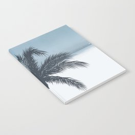 Palm and Ocean Notebook