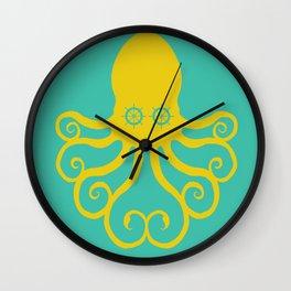 The Kraken Encounter Wall Clock