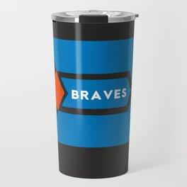BRAVES 2020 Travel Mug
