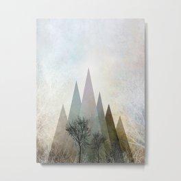 TREES IV Metal Print
