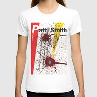calligraphy T-shirts featuring Calligraphy 3 by omerfarukciftci