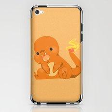 Chaaarmander iPhone & iPod Skin