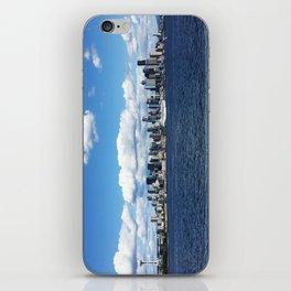 Seattle Skyline - #1 iPhone Skin