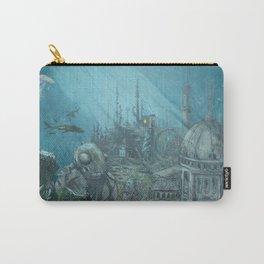 Sunken city Carry-All Pouch