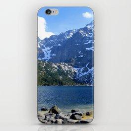 A Landscape Divine iPhone Skin