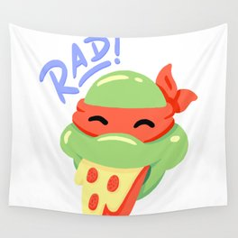 Totally Rad! Wall Tapestry
