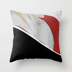 Backatcha Throw Pillow
