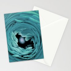 Sea Flower Stationery Cards