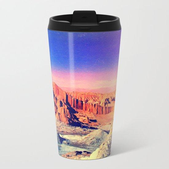 GenesisI. Metal Travel Mug