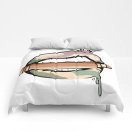 AfroLips Bullet Rebel Comforters