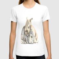 furry T-shirts featuring FURRY LOVE by Yuuri Cheryl