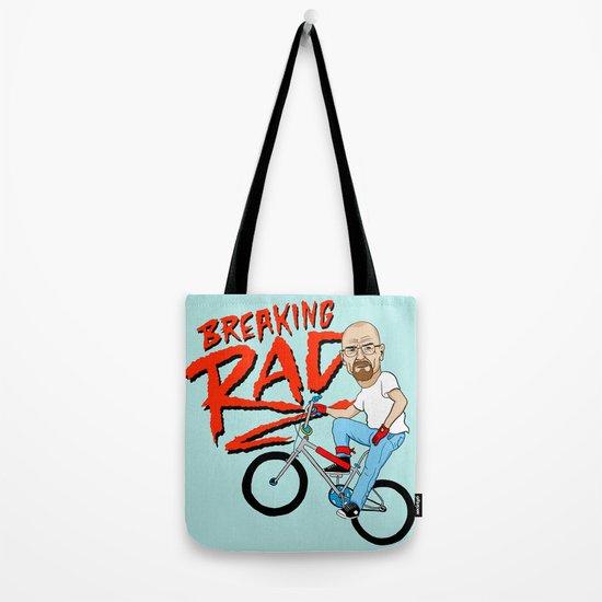 Breaking Rad Tote Bag