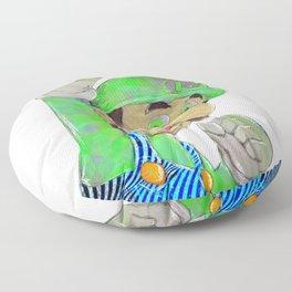 Pop Art Luigi Floor Pillow