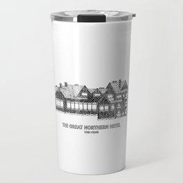Twin Peaks - The Great Northern Hotel Travel Mug