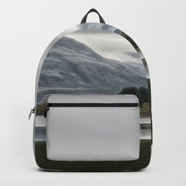 Mountains and Glaciers Iceland Backpack