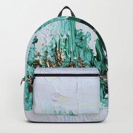 gilded emerald Backpack