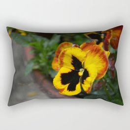 Hope's Flowers Rectangular Pillow