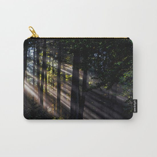 Pathless Woods #spring #forest Carry-All Pouch