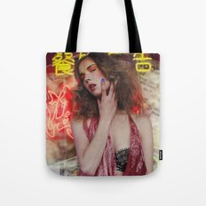 Disorient Tote Bag