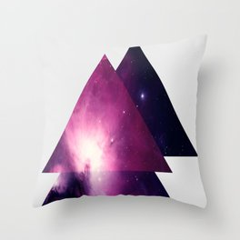 Faith, trust & pixie dust. Throw Pillow