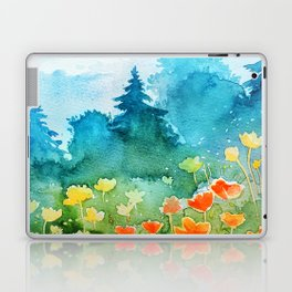 Spring scenery #1 Laptop & iPad Skin