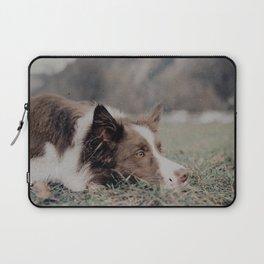 Kiva the dog Laptop Sleeve