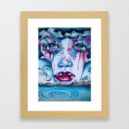 Fair-Weather Friend Framed Art Print