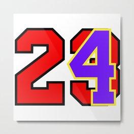 Vector 24>23 Metal Print