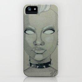Punk Storm iPhone Case